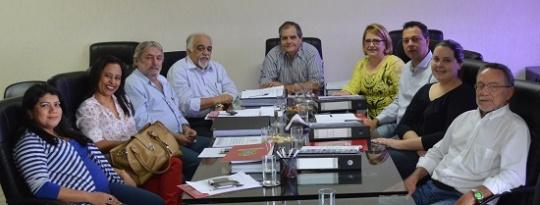 Trabalho foi dinamizado pelo Dr. Anselmo Calixto, Presidente da Comissão de Políticas Públicas de Saúde. Foto: Divulgação